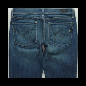 Citizens Humanity Ingrid 002 Jeans Womens 27 #1102